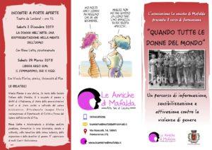Formazione mafalda 2017 front