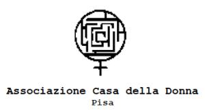 Casa della Donna Pisa - Logo