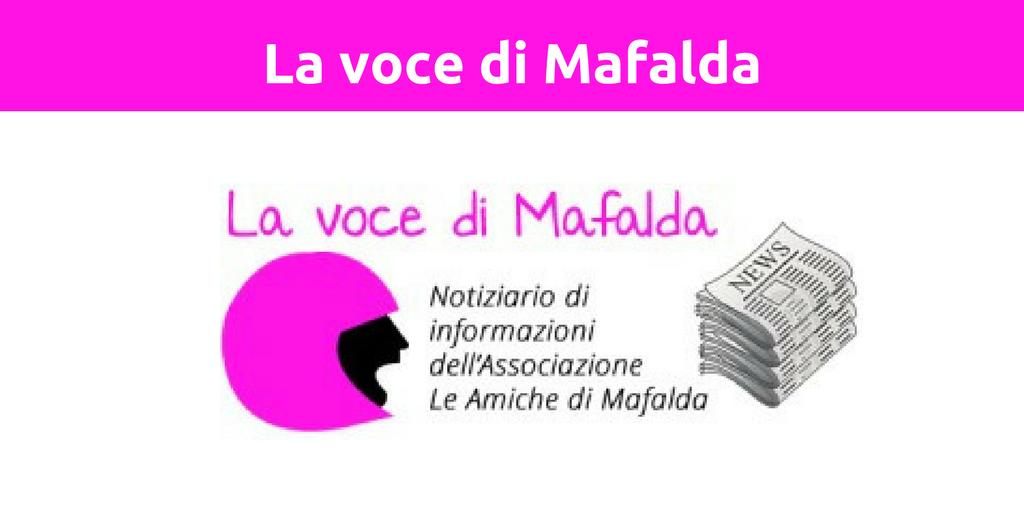 La voce di Mafalda - Il notiziario trimestrale dell'associazione