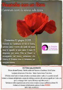 Camminata Mafalde 2018 - Locandina